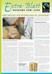 Extrablatt 2006 4S RZ.indd - Fairtrade