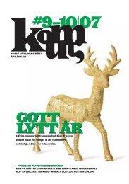 Kom Ut #9-10/07 - RFSL