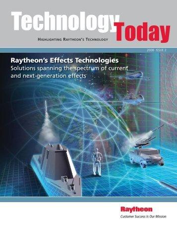 2008 Issue 2 - Raytheon