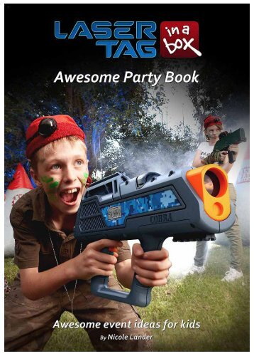 if you are - Laser Tag Party Hire