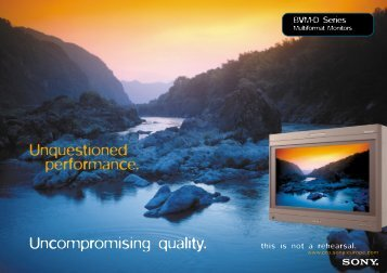Unquestioned performance. Uncompromising ... - Pro Motions doo