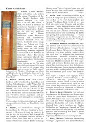 Katalog 37 / Juli 2011 Kunst Architektur Nr. 1 - Antiquariat Goegler