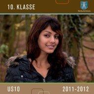 10. KLASSE 2011-2012 US10 - TÃ¥rnby Ungdomsskole