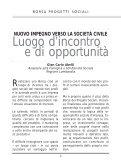 Borsa Progetti Sociali - Lombardia Mobile - Regione Lombardia - Page 3