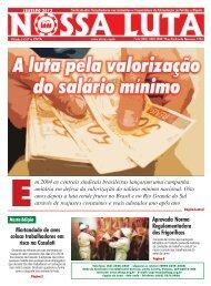 nossa luta jan2013.p65 - Sindicato dos Trabalhadores nas ...