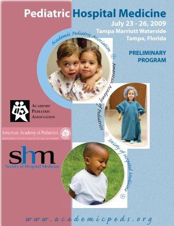 Pediatric Hospital Medicine - Academic Pediatric Association