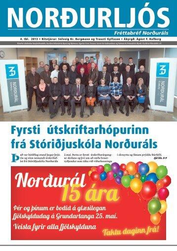 4. tölublað 2013 - Norðurál