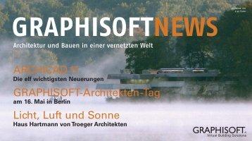 ARCHICAD 11 GRAPHISOFT-Architekten-Tag Licht, Luft und Sonne