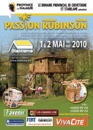 1&2 MAI MEI 2010 - Domaine Provincial de Chevetogne