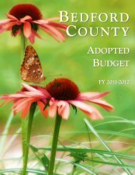 Board of Supervisors - Bedford County, Virginia
