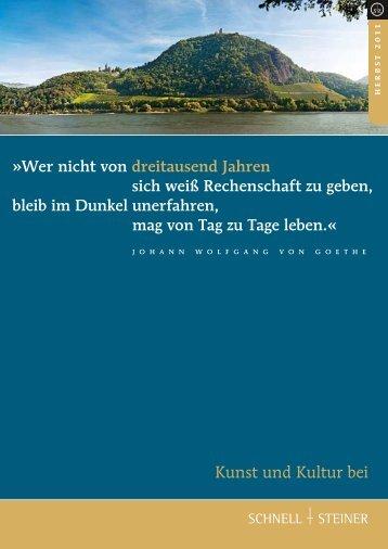 Artguide kostenlos - Verlag Schnell und Steiner