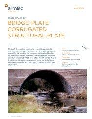 Case Study: Noisy River Bridge Replacement - Armtec