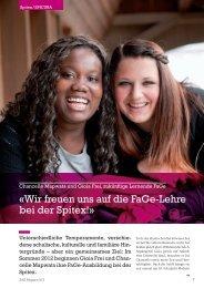 ZAG - Magazin Ausgabe Nr. 2 - Spicura