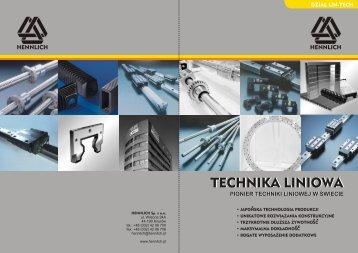 Technika liniowa THK