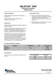 ABLEFILM 550K - Lindberg & Lund AS