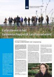 Collectievenkrant 2012 - Water, Land & Dijken