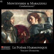 Monteverdi & Marazzoli Le Poème Harmonique - Free