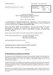 CR Conseil municipal 23 avril 2013 - Laillé