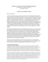 Report of the Kean-Hamilton Commission - INSCT - Syracuse ...