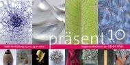 HWK-Ausstellung 03.10.–24.10.2010 Angewandte ... - GEDOK KÖLN