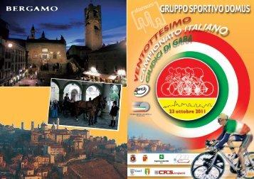 Depliant Campionato Italiano Giudici di Gara 2011 - Settimana ...