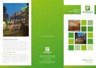 Willkommen Welcome - QGD Hotels