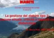 facciamo quadrato intorno al diabete facciamo quadrato intorno al ...