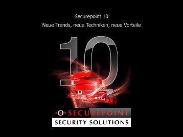 Vortrag Secure Point - Quadus GmbH