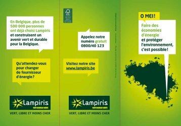 O MEI ! - Lampiris