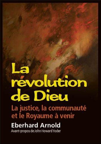 La Révolution de Dieu - Plough