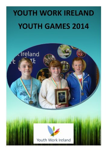 YOUTH WORK IRELAND YOUTH GAMES 2014