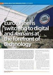 EER Edition 1 - 2012 - Eurotunnel