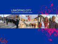 LINKÖPING CITY - Svenska Kommunal-Tekniska Föreningen