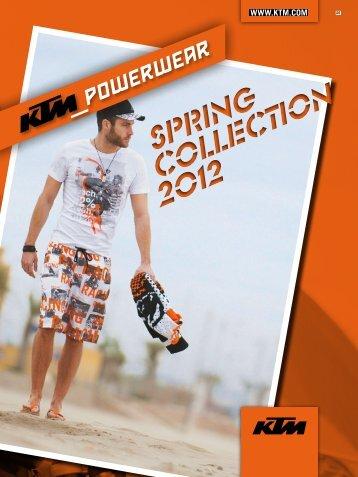 KTM Spring Collection 2012
