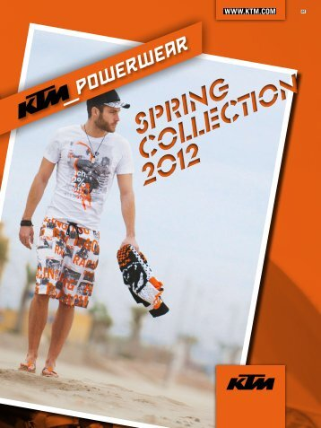 KTM Spring Collection 2012
