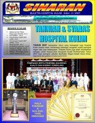 BULETIN HOSPITAL KULIM Edisi : 2 / 2007