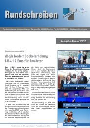 Ausgabe Januar 2012 - JVB
