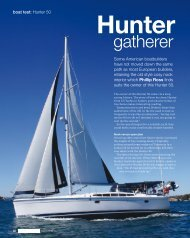 gatherer - Clipper Marine