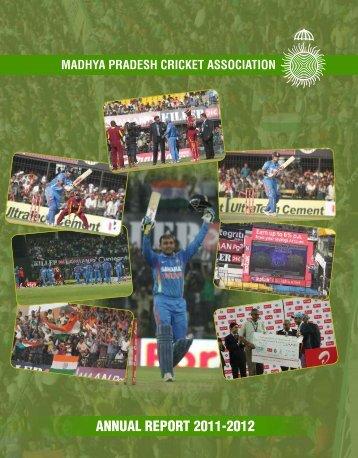 MPCA Annual Report 2011-12