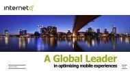 2012 H1 Investor Presentation.pdf - InternetQ