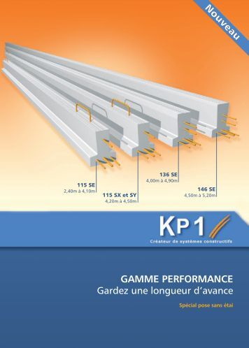 GAMME PERFORMANCE:Mise en page 1 - KP1