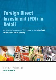 Foreign Direct Investment (FDI) in Retail - WordPress.com