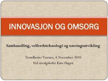 Hagen-utvalget - Innomed
