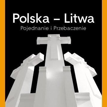 Polska - Litwa - Pojednanie i Przebaczenie - Powiat Słupski