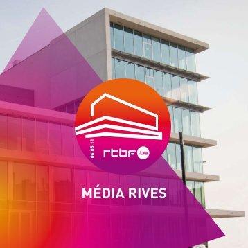 MÉDIA RIVES - Rtbf