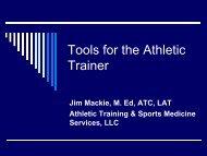 Download pdf - Jacksonville Sports Medicine Program