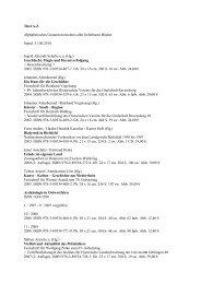 Titel A-Z Alphabetisches Gesamtverzeichnis aller lieferbaren Bücher ...