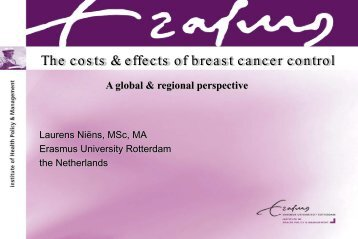 niens - Breast Health Global Initiative