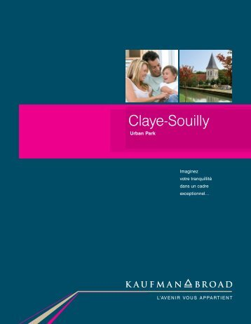 Appartements neufs à Claye-Souilly ... - Kaufman & Broad