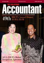 The Malaysian Accountant - The Malaysian Institute Of Certified ...